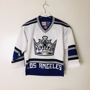 Los Angeles Kings  NHL CCM Jersey. Size S/M